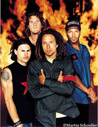 House Of Pain Rage Against The Machine Tour